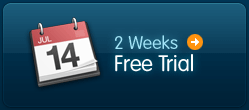 Sign up for a 2 weeks free trial